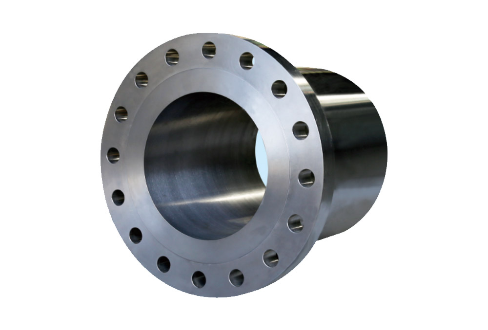 Titanium forgings